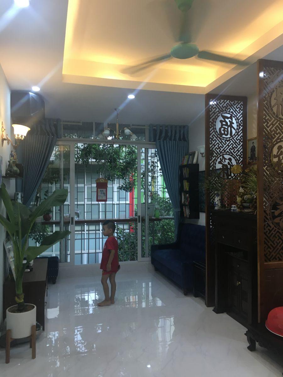 Công trình cải tạo chung cư cũ nhà Chị Thanh địa chỉ P313-A5 ngõ 28/76, Xuân La, Tây Hồ, Hà Nội-5