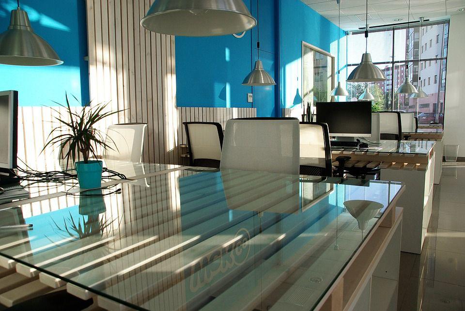 Thiết kế nội thất phòng làm việc đẹp, sáng tạo-5