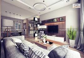 Thiết kế phòng khách sang trọng, hiện đại nhìn đã mắt-2