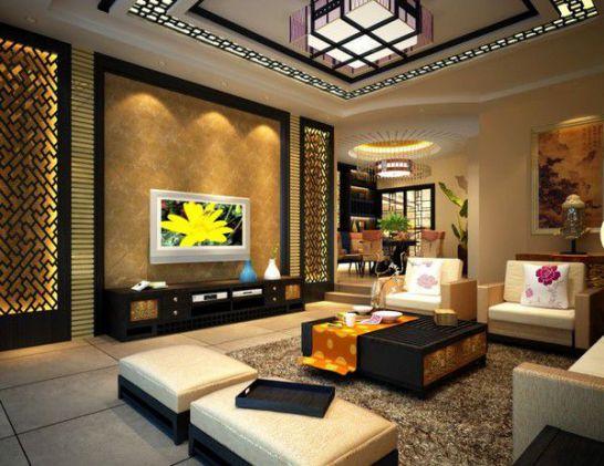 Thiết kế phòng khách sang trọng, hiện đại nhìn đã mắt-6