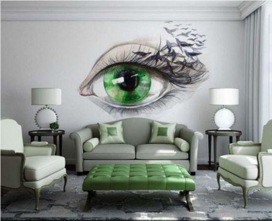 Thiết kế phòng khách sang trọng, hiện đại nhìn đã mắt-7