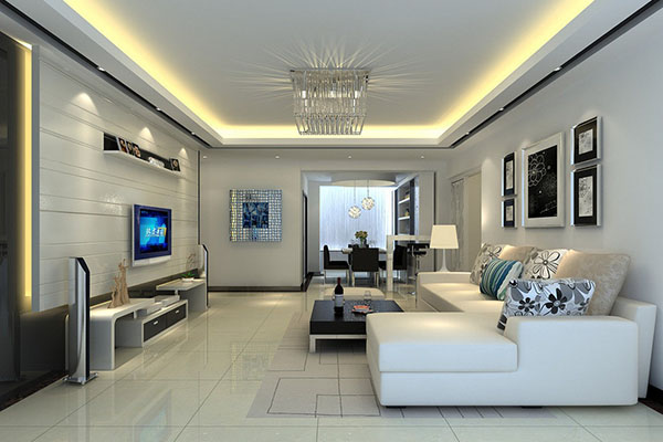 Thiết kế phòng khách sang trọng, hiện đại nhìn đã mắt-9