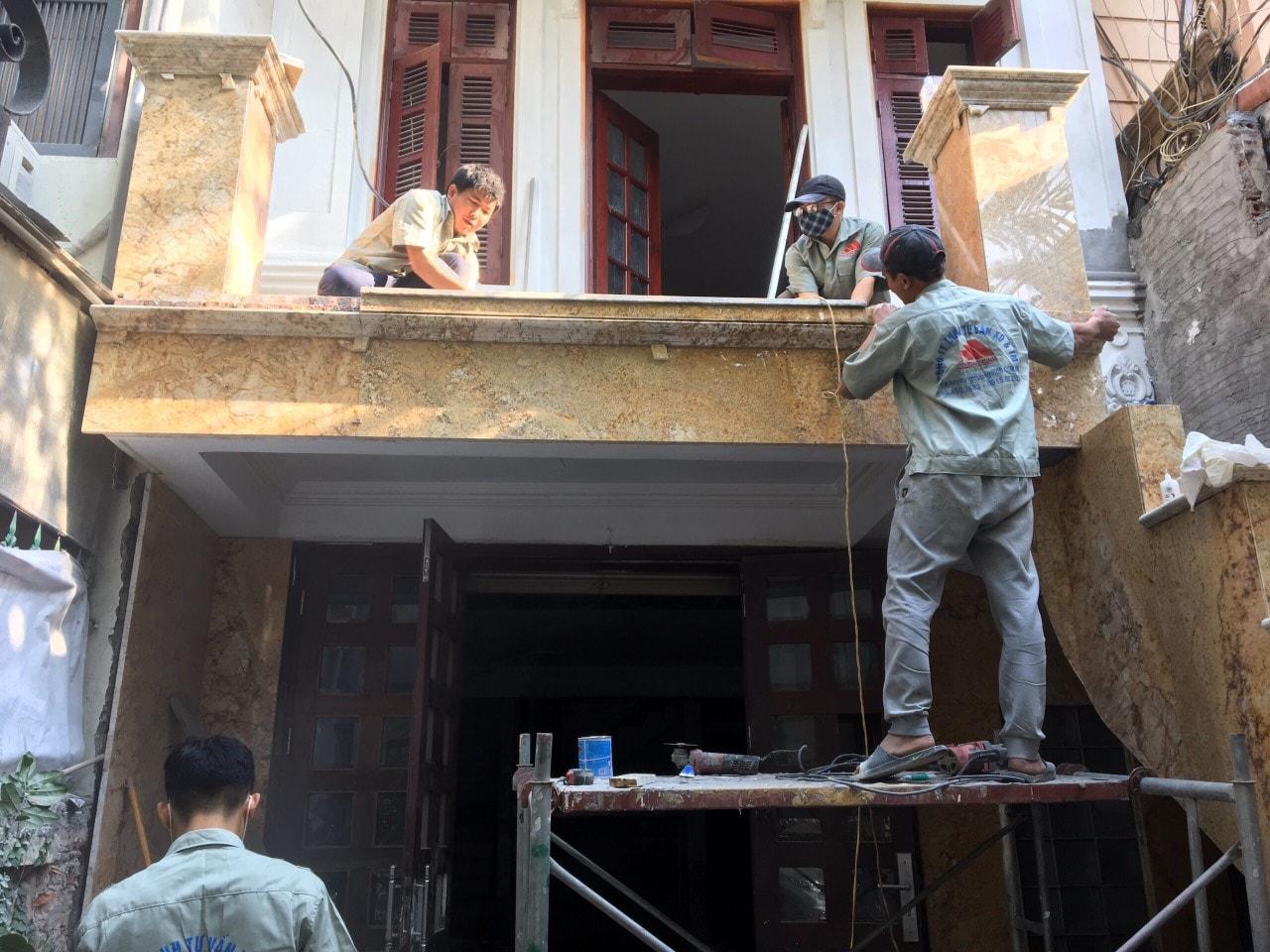 Bảng báo giá sửa chữa cải tạo nhà hà nội 2020-8
