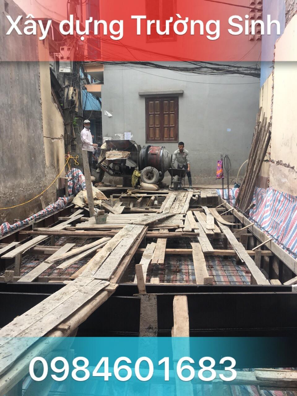 Bảng báo giá xây dựng nhà trọn gói tại Hà Nội