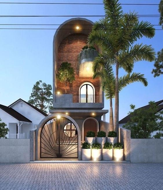 Báo giá thiết kế xây nhà trọn gói tại Thái Bình