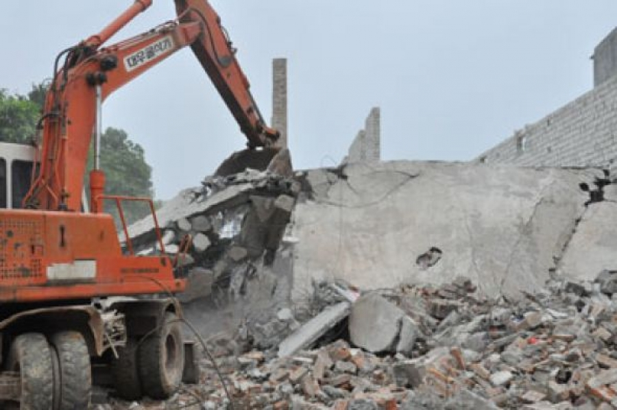 Phá dỡ nhà cũ, phá dỡ công trình, sửa chữa nhà ở Hà Nội