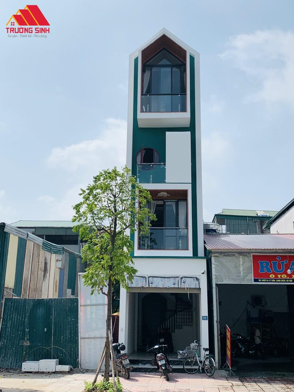Thực tế thi công các công trình xây nhà trọn gói của Xây Dựng Trường Sinh