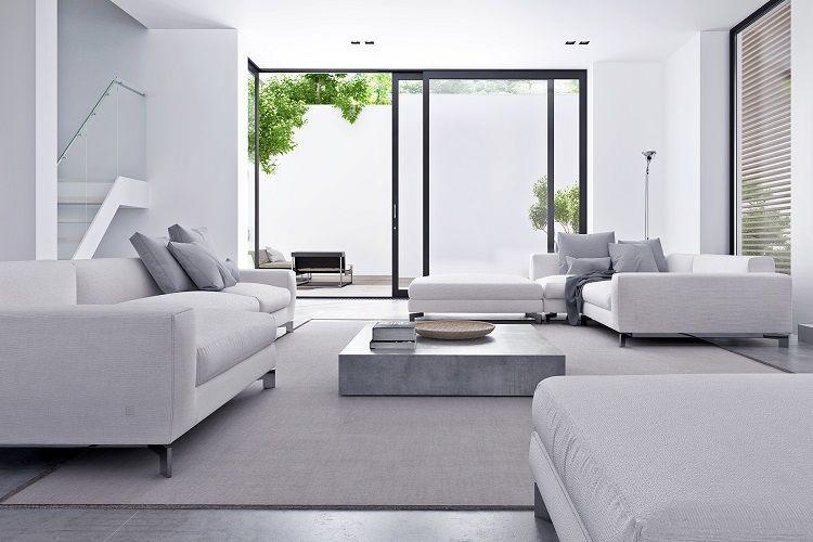 Sửa chữa, thiết kế nhà theo phong cách Minimalism- phong cách tối giản