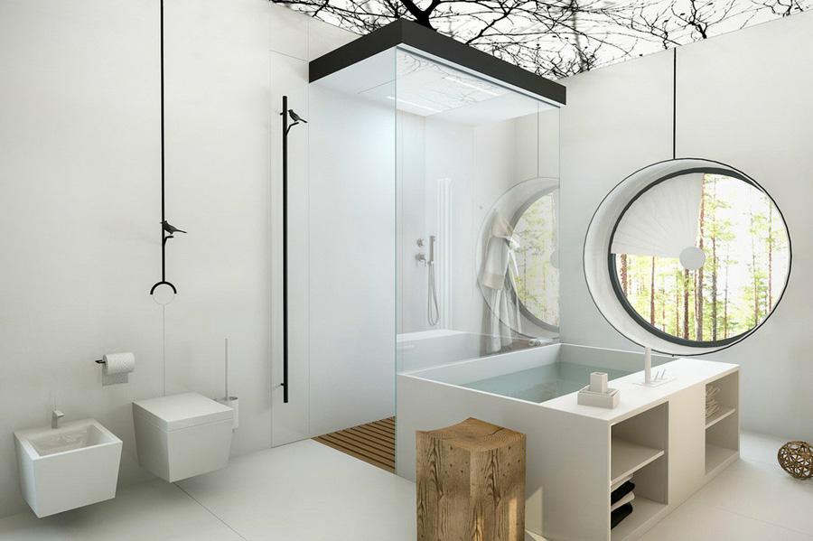 Sửa nhà tắm đẹp hợp phong thủy