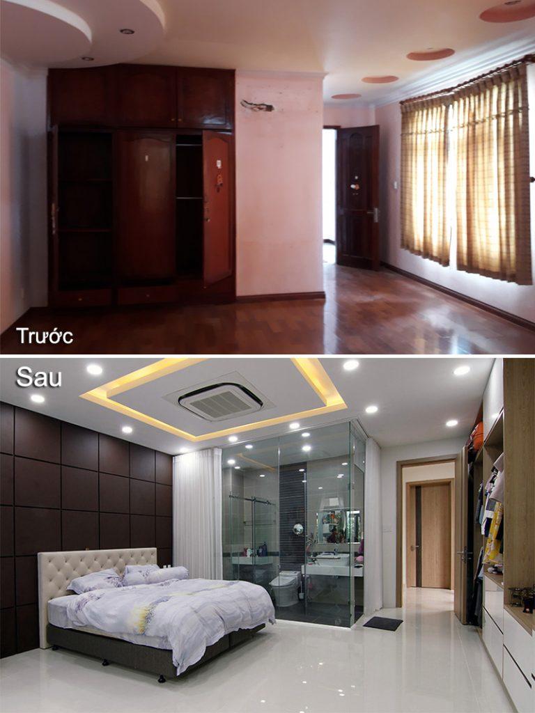 Sửa nhà trọn gói bao gồm cả dịch vụ thiết kế trúc